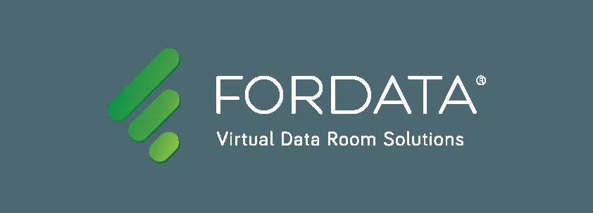 White Logo FORDATA