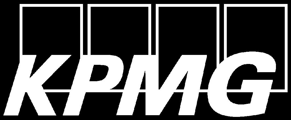 White Logo KPMG