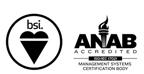 Logo BSI ANAB