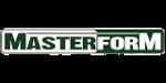 Logo Masterform 150x75